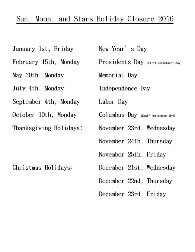 Holidays-2016